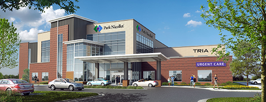 Park Nicollet Maple Grove Specialty Center Now Open