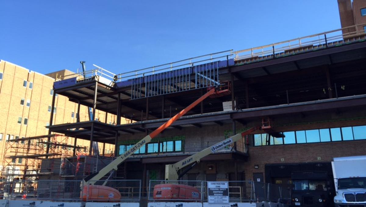 Park Nicollet Methodist Hospital Surgery Expansion